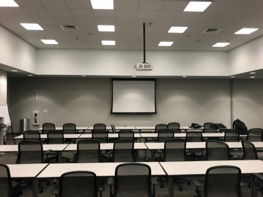 Corporate Training Room