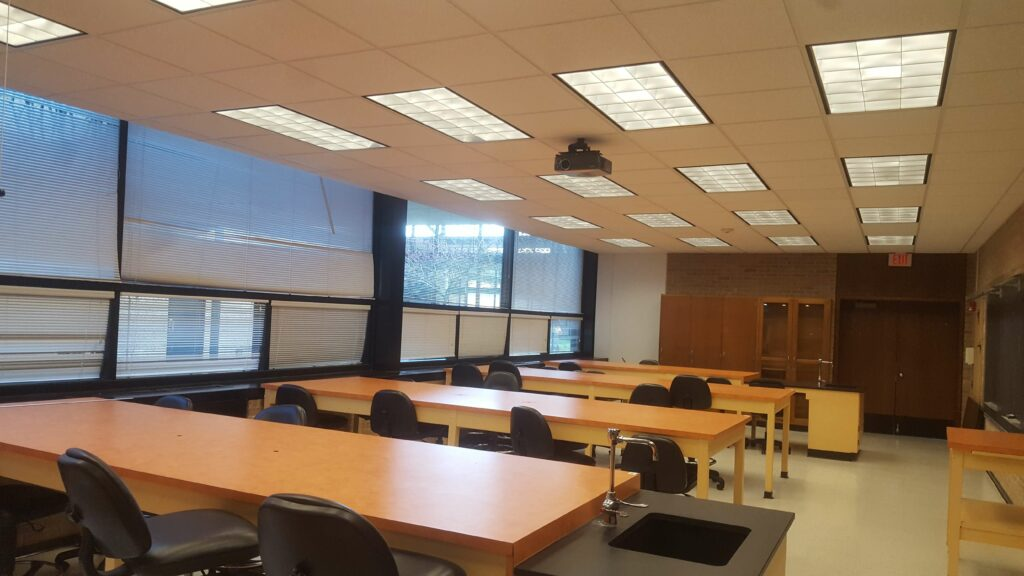 Higher Educational Laboratory Facility